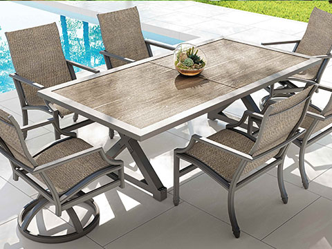 Elegant Outdoor Living The Finest Outdoor Furnishings In