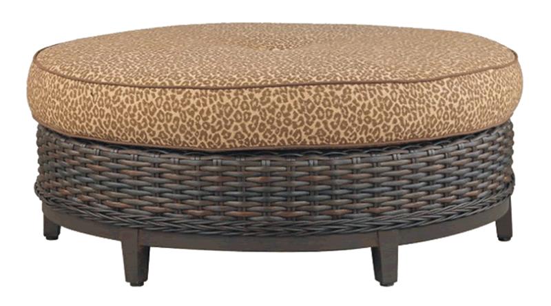 Incredible Catalina 42 Round Ottoman Ibusinesslaw Wood Chair Design Ideas Ibusinesslaworg
