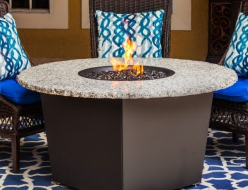 Entertaining at home with Firetainment Firepit Tables